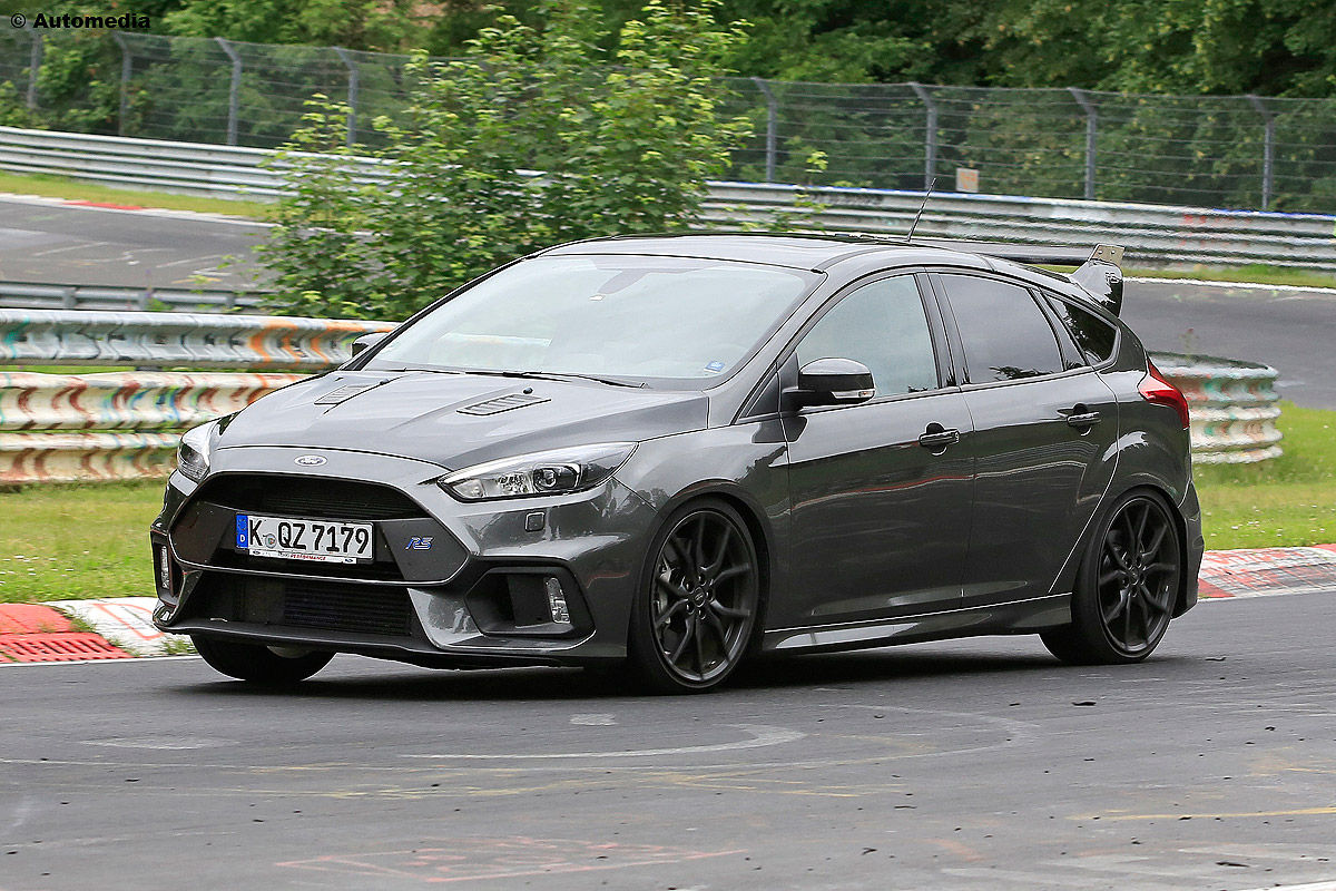 2017 Ford Focus X Road photo - 3
