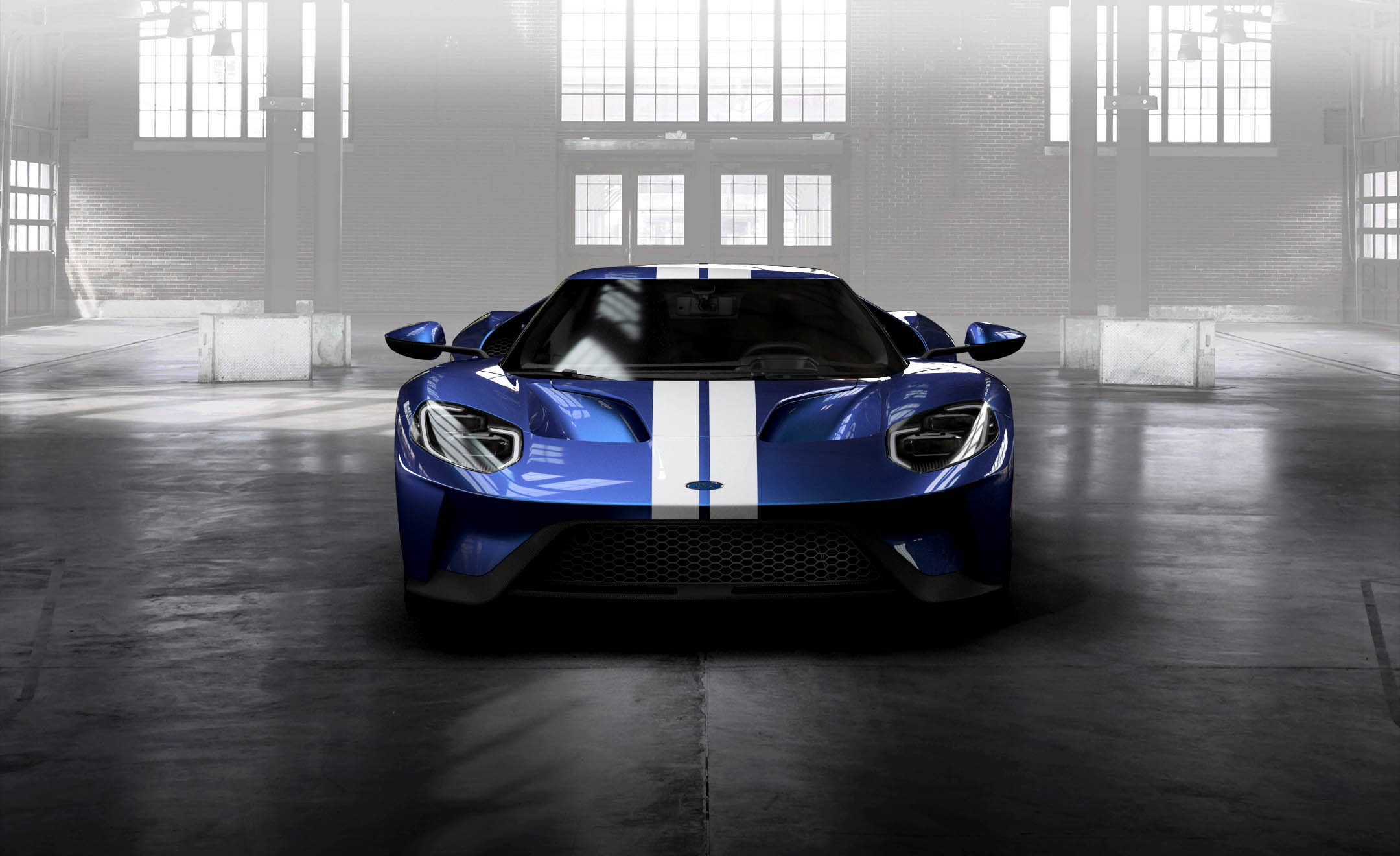 2017 Ford GT photo - 2