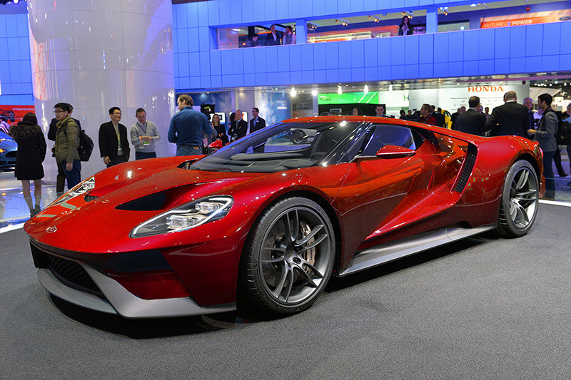 2017 Ford GT photo - 3