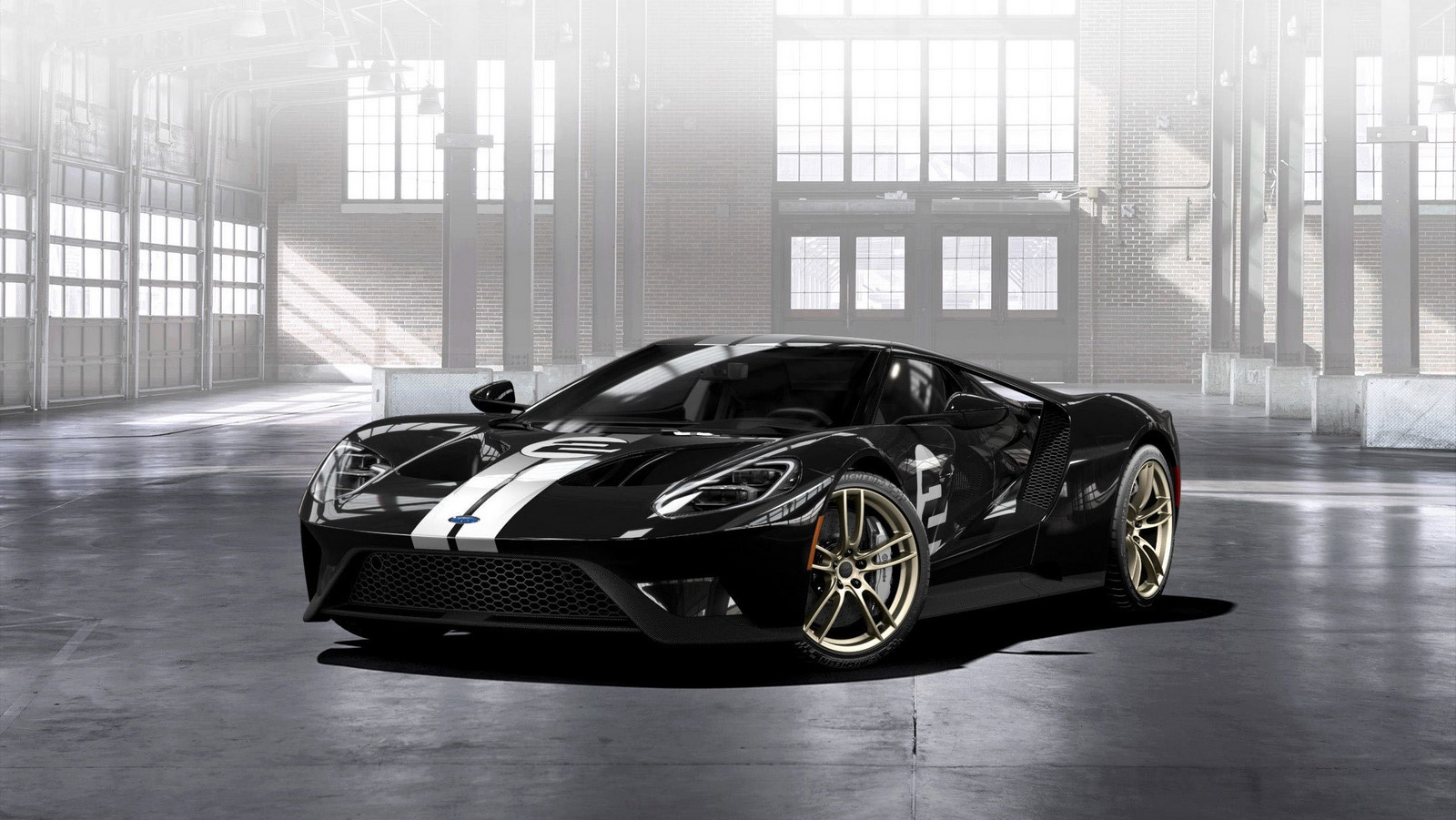2017 Ford GT Heritage Limited Edition photo - 1