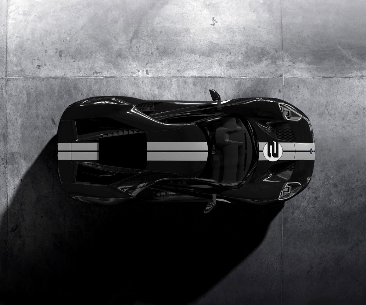 2017 Ford GT Heritage Limited Edition photo - 2
