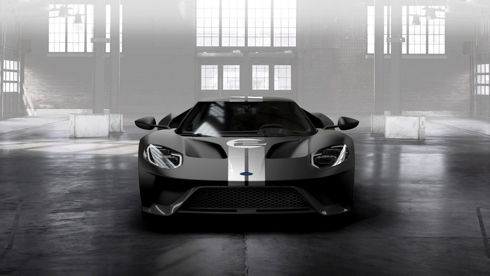 2017 Ford GT Heritage Limited Edition photo - 4