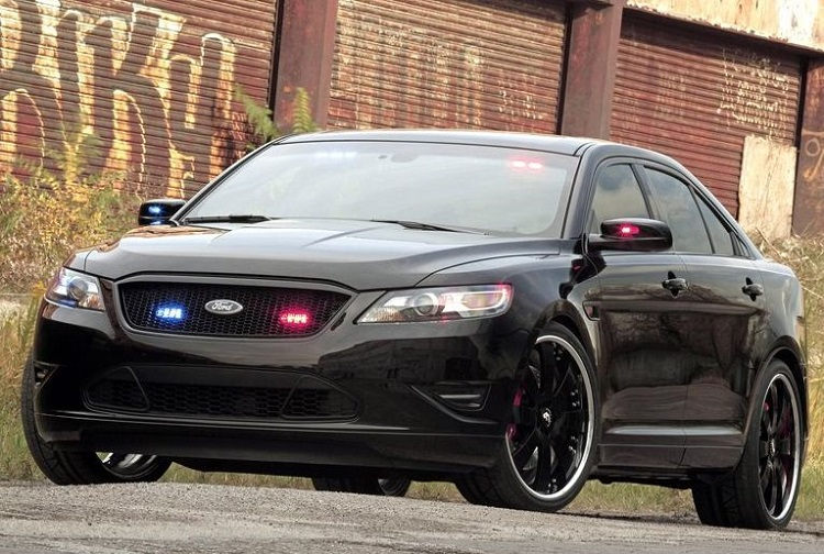 2017 Ford Interceptor Concept photo - 4