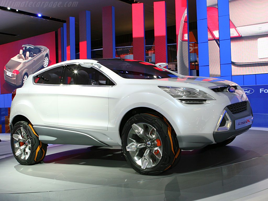 2017 Ford iosis X Concept photo - 1