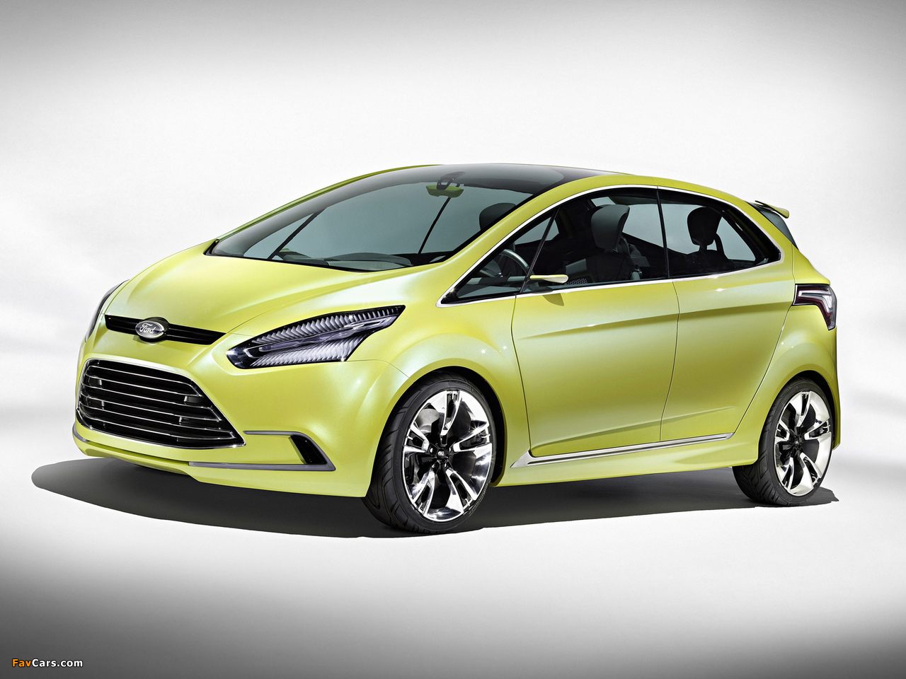 2017 Ford iosis X Concept photo - 4