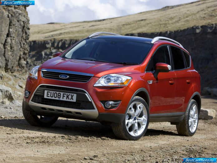 2017 Ford Kuga UK Version photo - 2