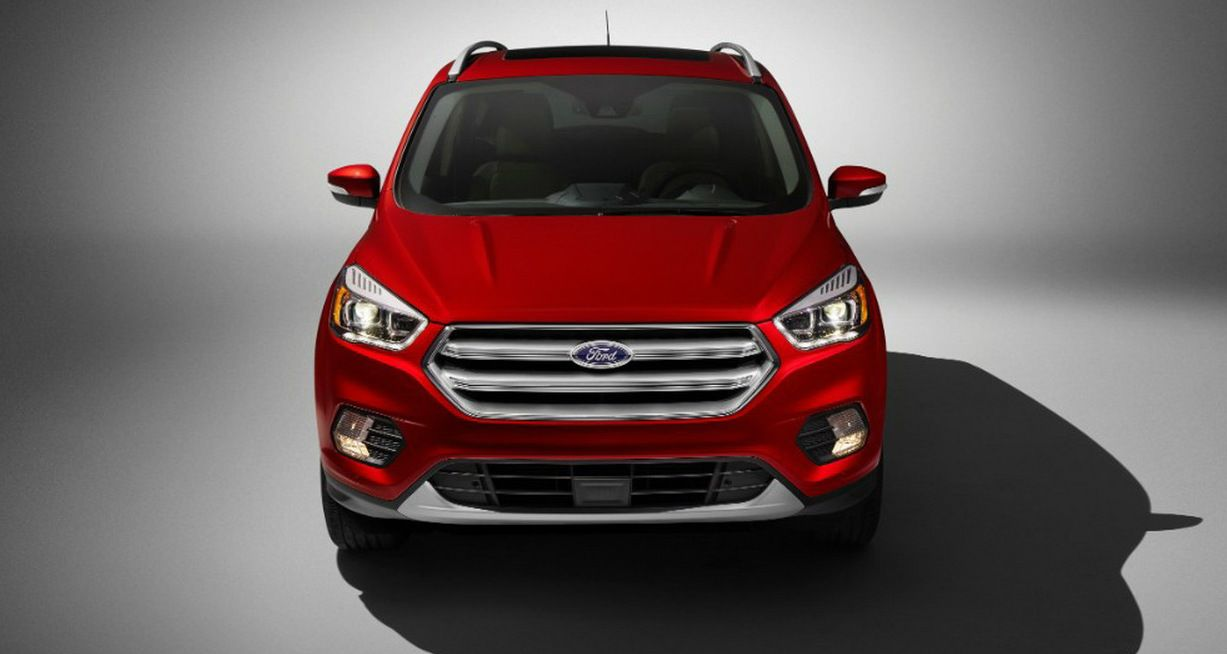 2017 Ford Kuga UK Version photo - 3