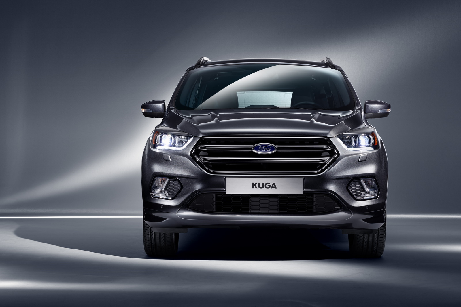2017 Ford Kuga UK Version photo - 4