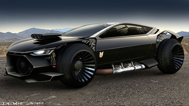 2017 Ford Mad Max Concept photo - 4