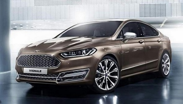 2017 Ford Mondeo Concept photo - 2