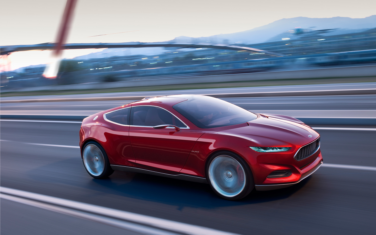 2017 Ford Mondeo Concept photo - 3