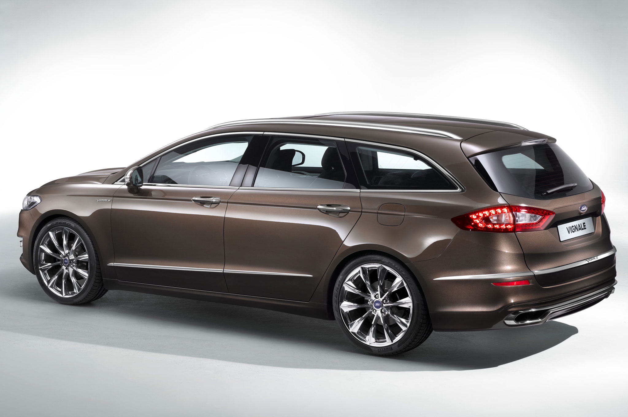 2017 Ford Mondeo Wagon Concept photo - 1
