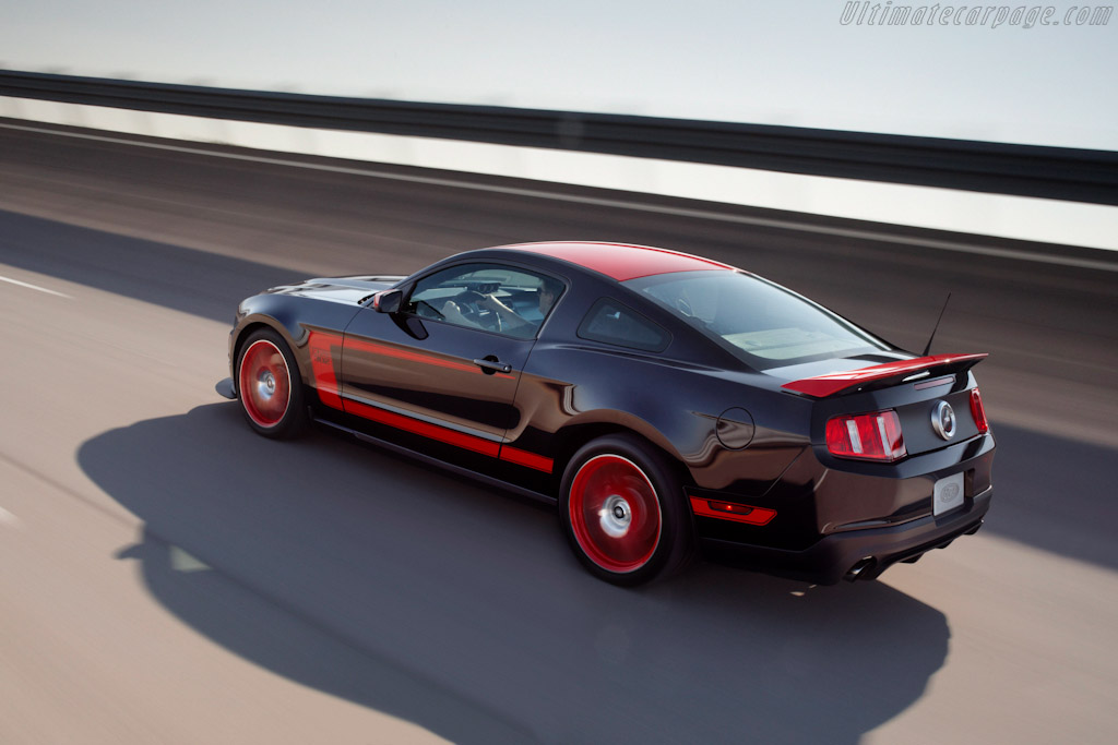 2017 Ford Mustang Boss 302 Laguna Seca photo - 3
