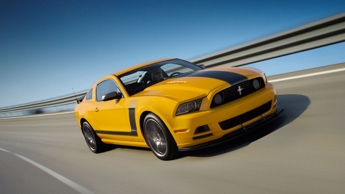 2017 Ford Mustang Boss 302R photo - 2