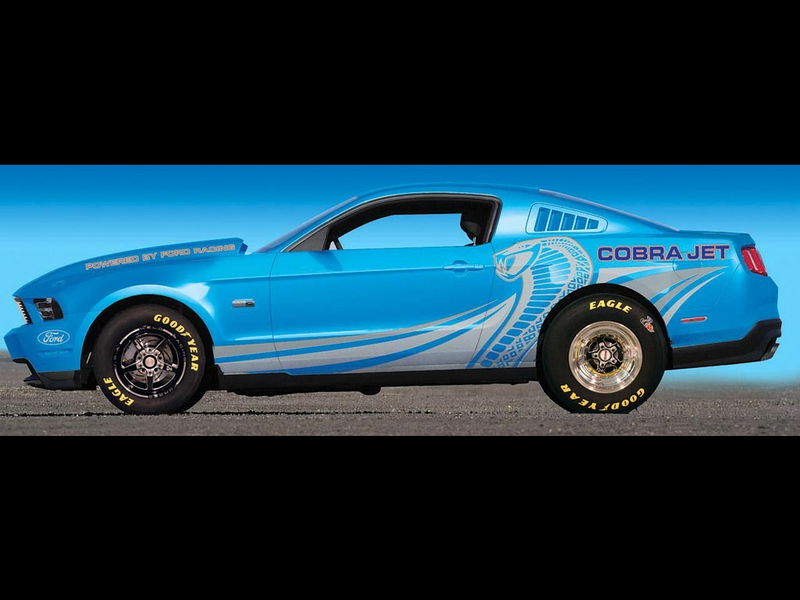 2017 Ford Mustang Cobra Jet photo - 2