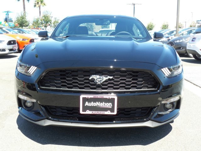 2017 Ford Mustang EcoBoost photo - 3