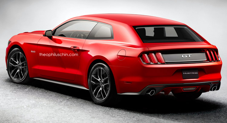 2017 Ford Mustang EU Version photo - 4