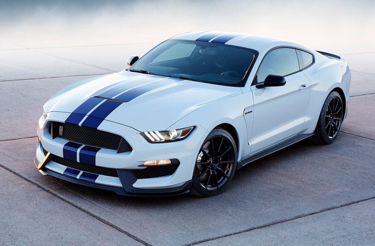 2017 Ford Mustang GT Coupe Concept photo - 2