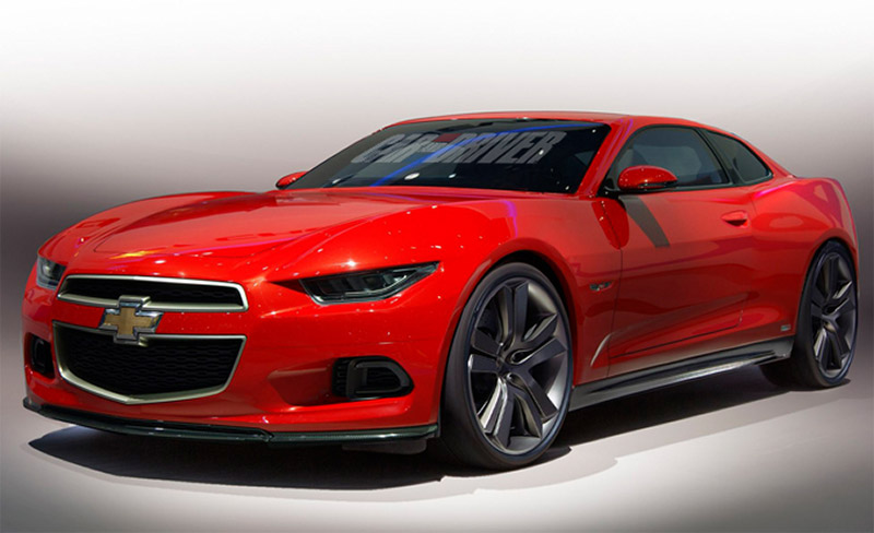 2017 Ford Mustang GT Coupe Concept photo - 3