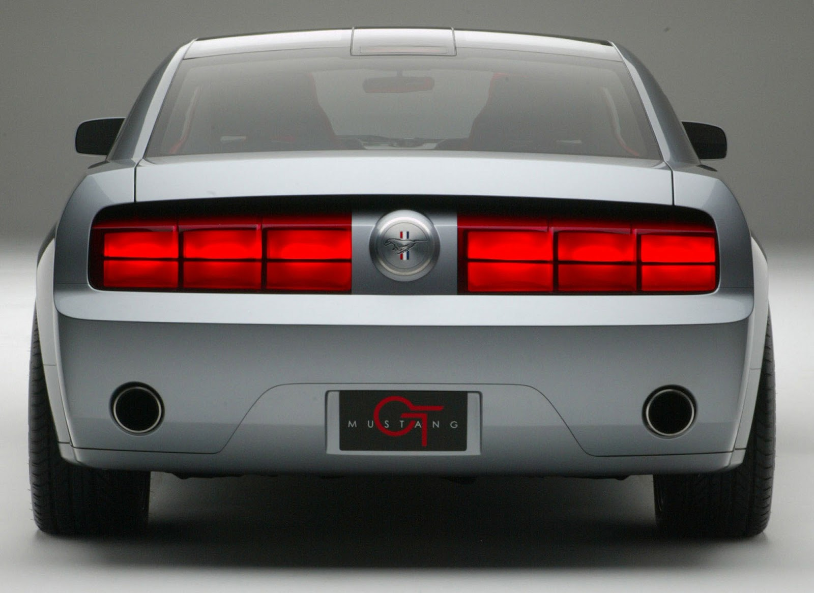 2017 Ford Mustang Mach 1 Concept photo - 2