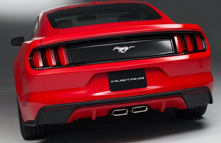 2017 Ford Mustang Mach 1 Concept photo - 4