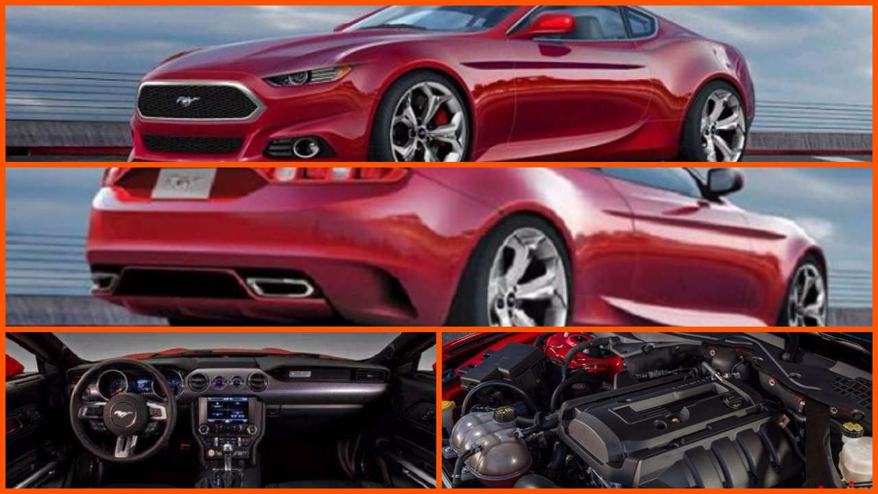 2017 Ford Mustang Mach III photo - 3