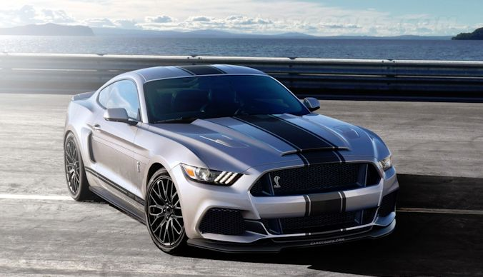 2017 Ford Mustang Pony photo - 1