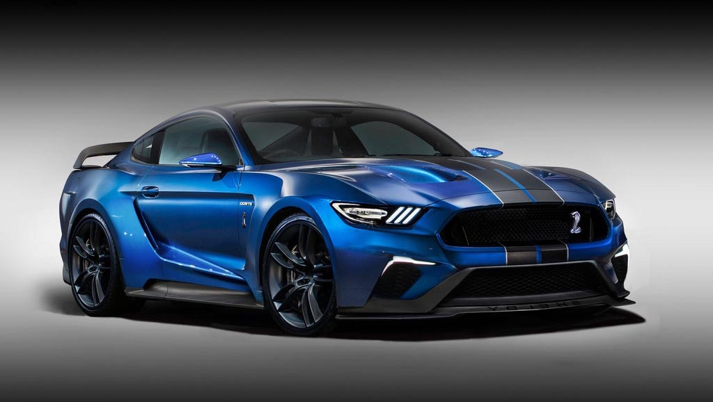2017 Ford Mustang Pony Photo 2