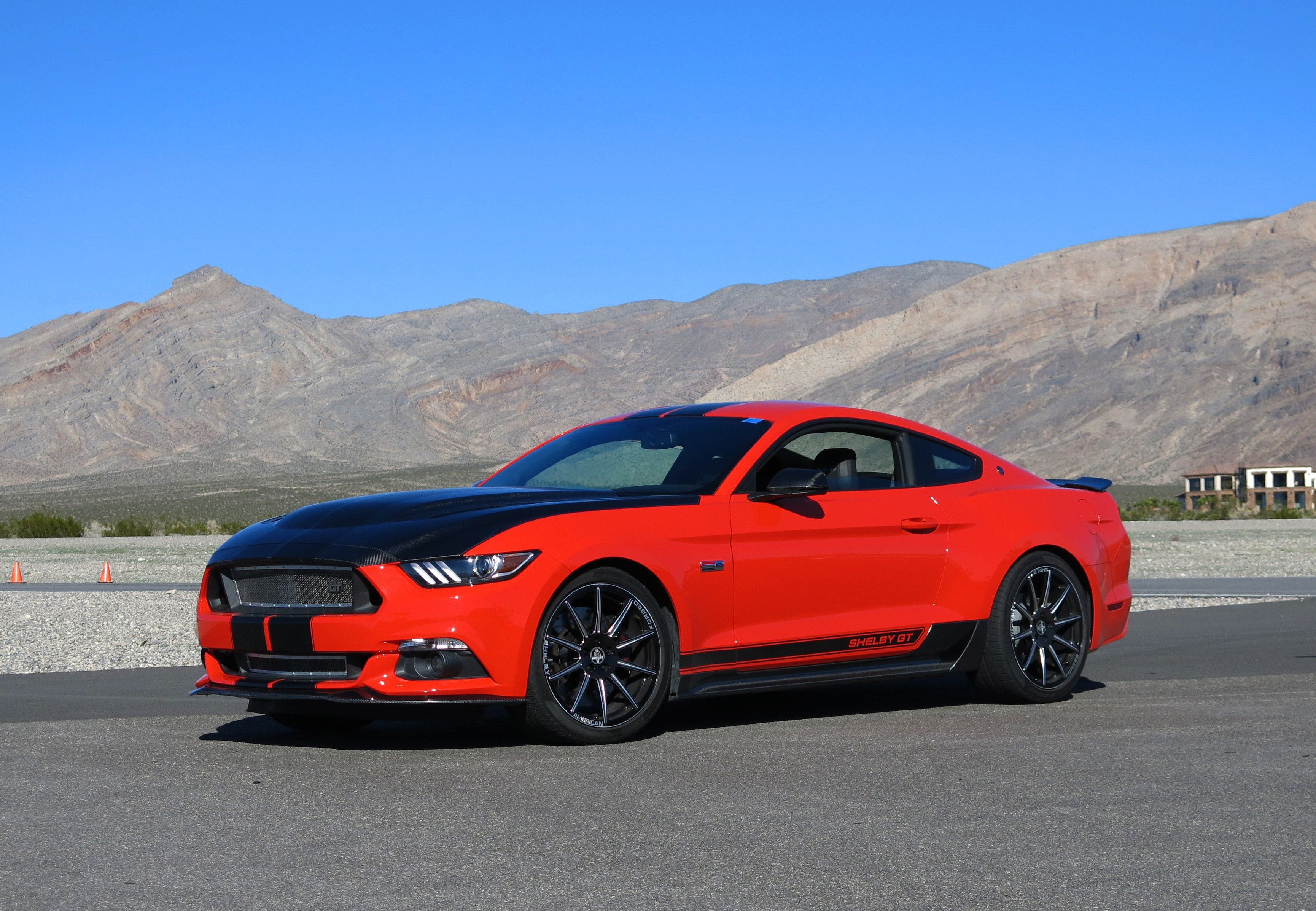 2017 Ford Mustang Pony photo - 3