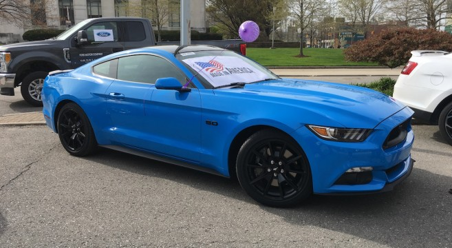 2017 Ford Mustang Pony photo - 4