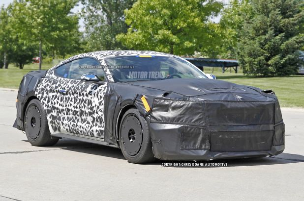 2017 Ford Mustang Racecar Prototype photo - 1