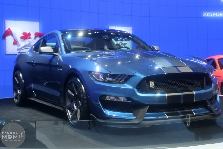 2017 Ford Mustang Shelby GT H Convertible photo - 1