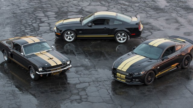 2017 Ford Mustang Shelby GT H Convertible photo - 2