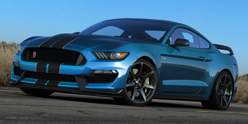 2017 Ford Mustang Shelby GT350R photo - 4