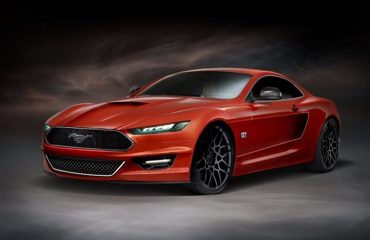 2017 Ford Mustang Shelby GT500 Cobra photo - 2