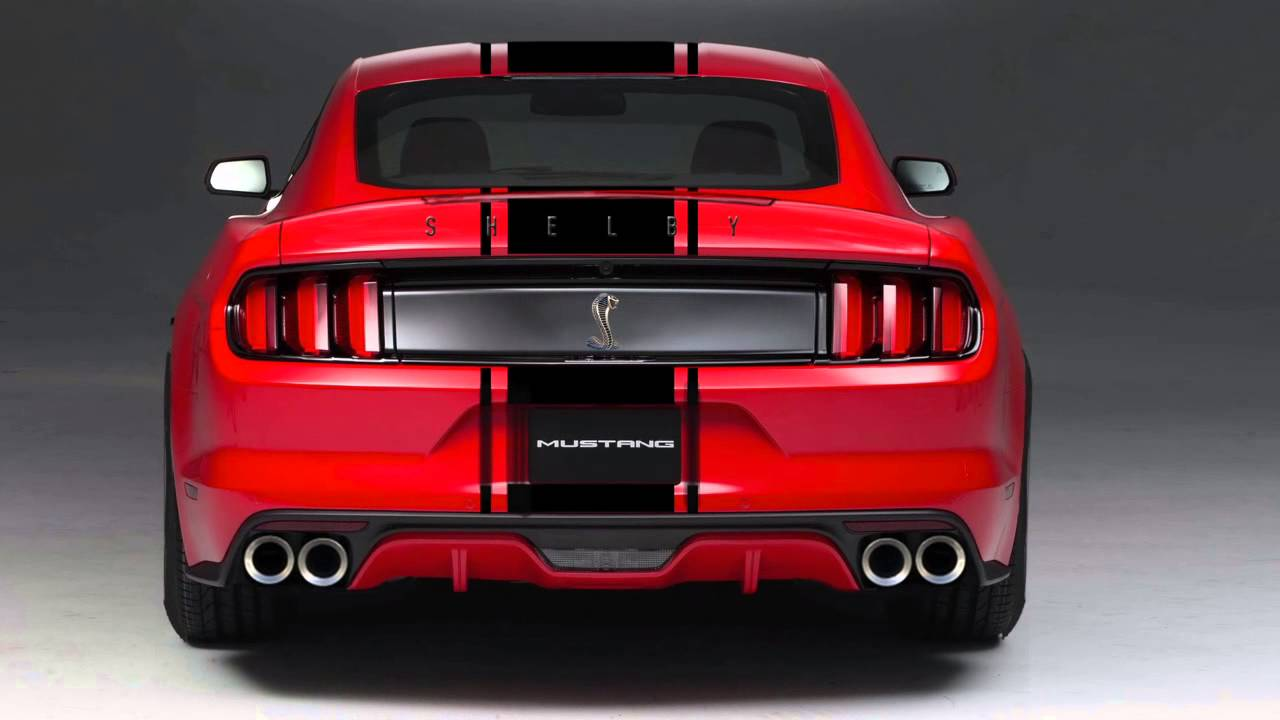 2017 Ford Mustang Shelby GT500 Cobra photo - 4