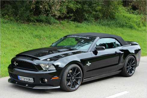 2017 Ford Mustang Shelby GT500 Convertible | Car Photos ...
