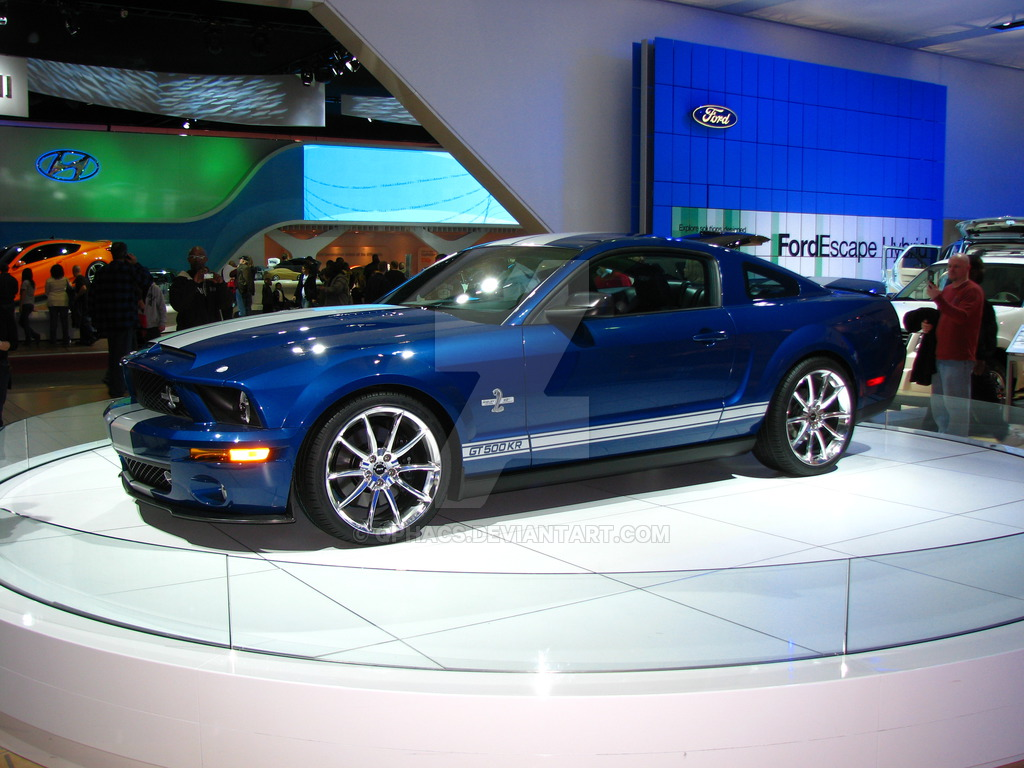 2017 Ford Mustang Shelby GT500KR photo - 1