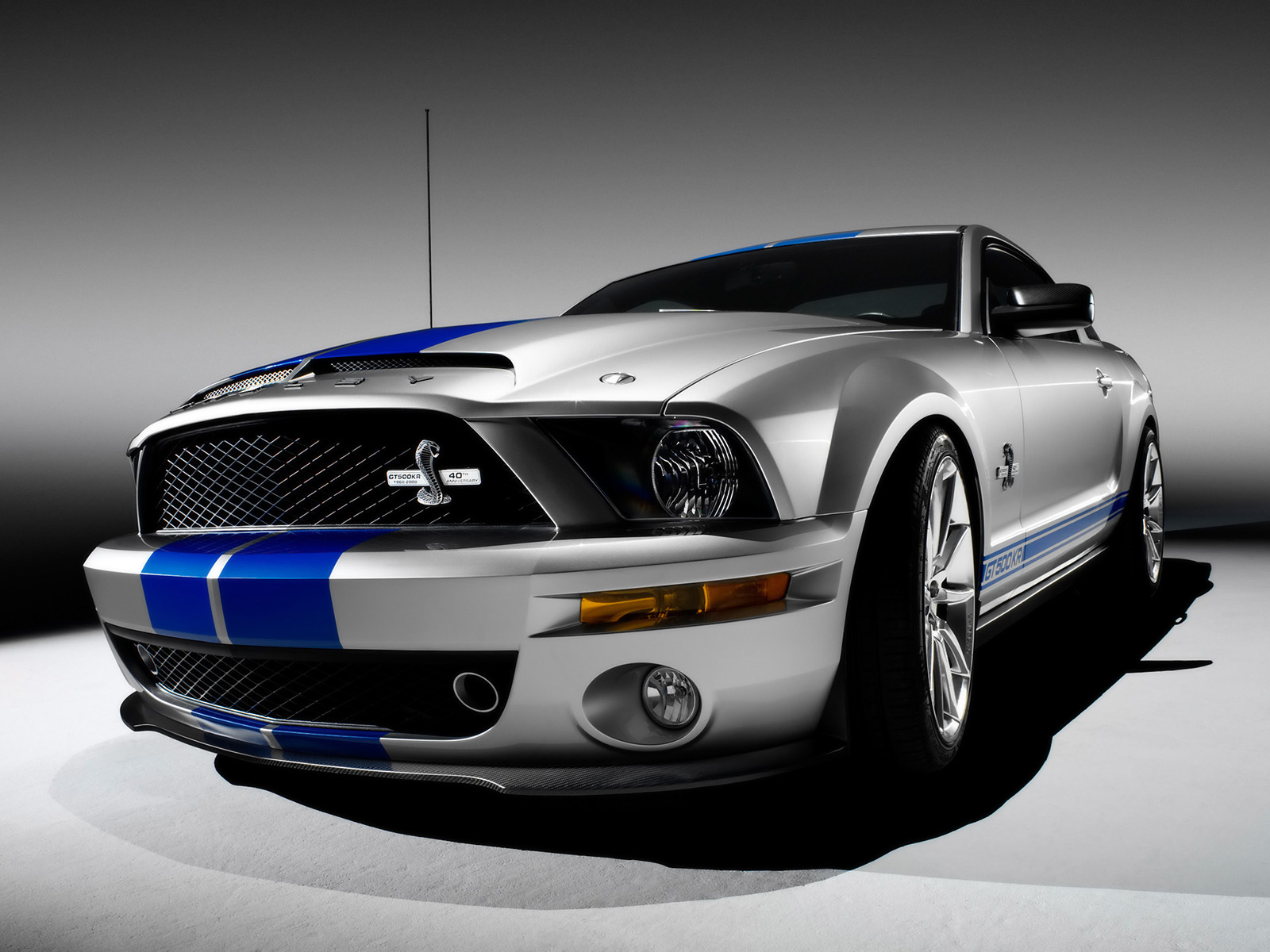 2017 Ford Mustang Shelby GT500KR photo - 3