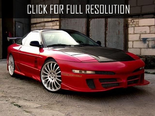 2017 Ford Probe Photo 2