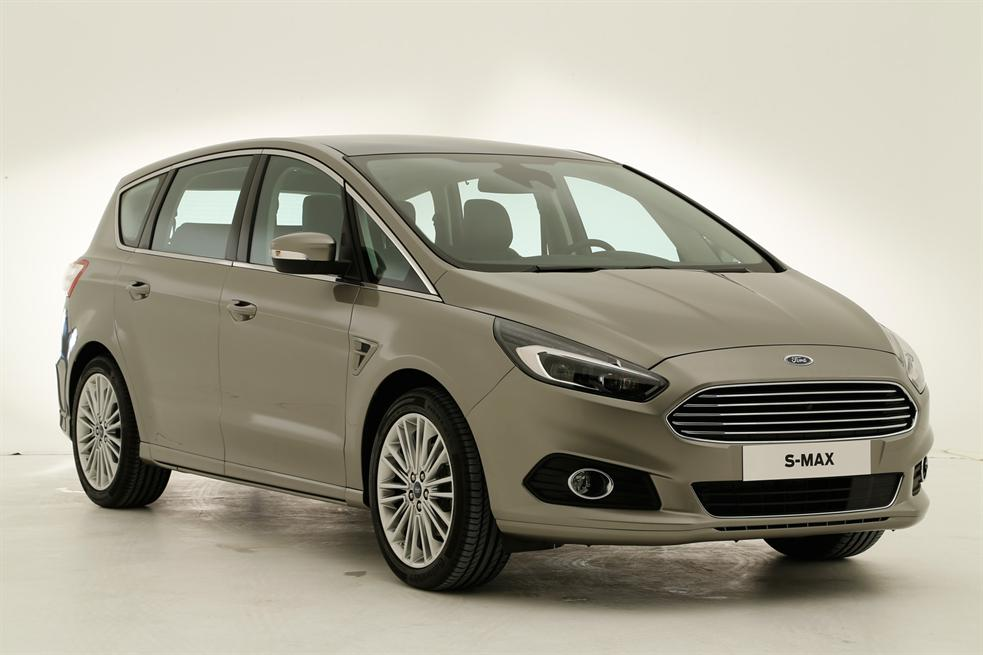 2017 Ford S MAX photo - 1
