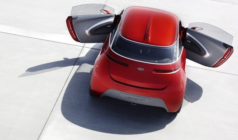 2017 Ford Start Concept photo - 3
