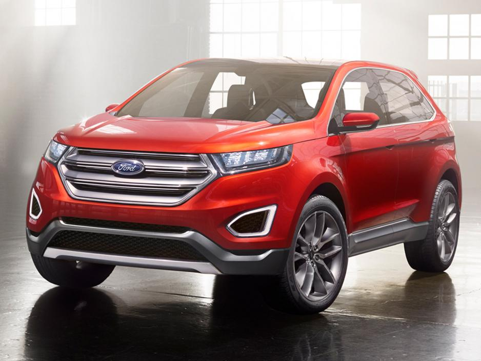 2017 Ford Start Concept photo - 4