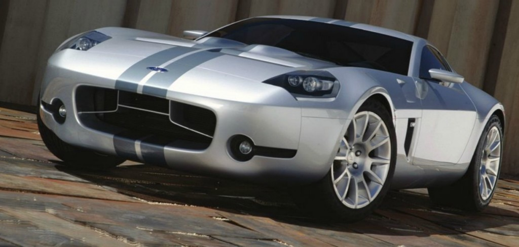 2017 Ford Thunderbird FAB 1 Concept photo - 2