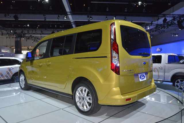 2017 Ford Transit Connect Electric photo - 2