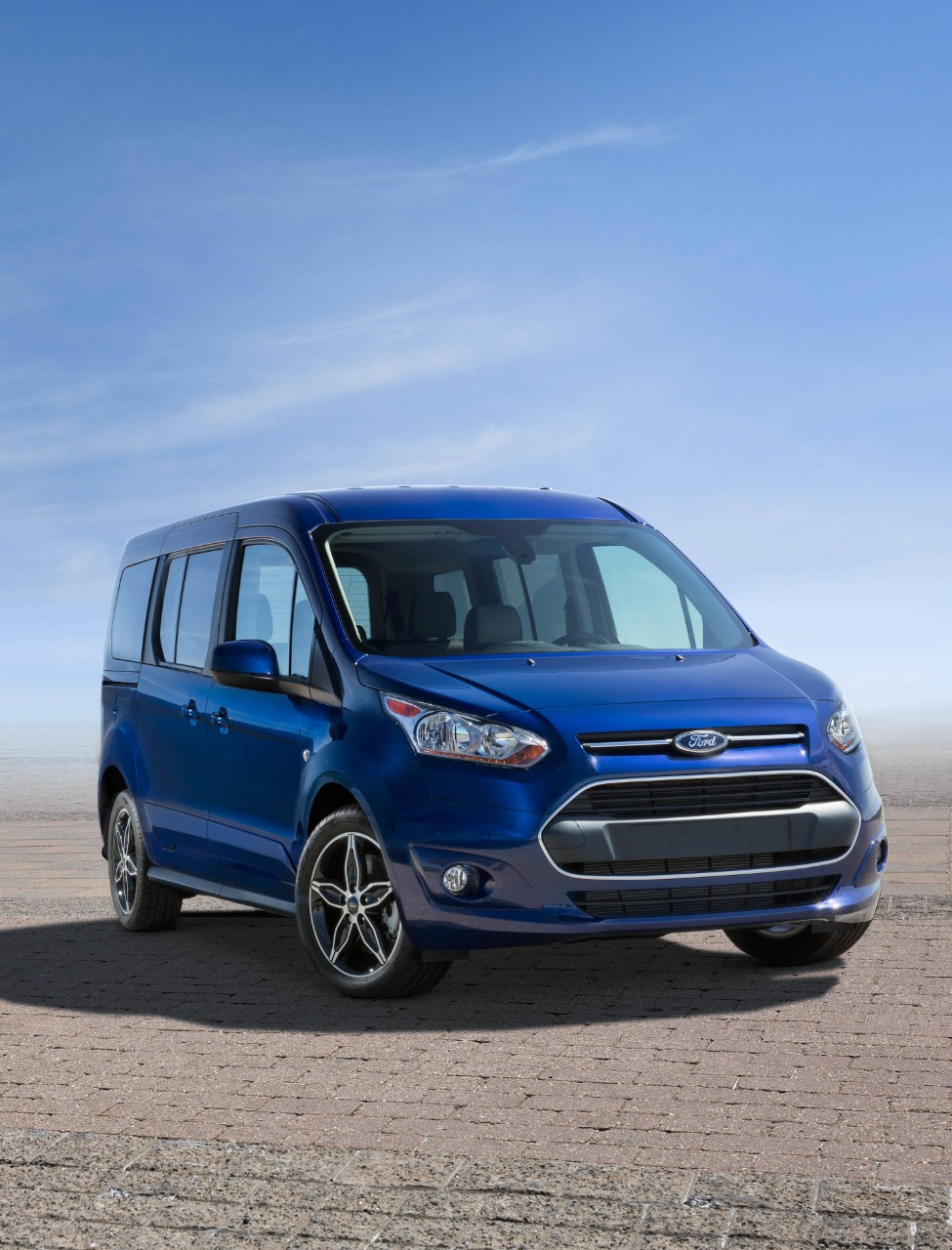 2017 Ford Transit Connect Taxi photo - 3