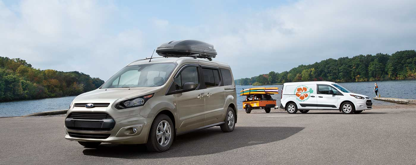 2017 Ford Transit Connect Wagon photo - 1