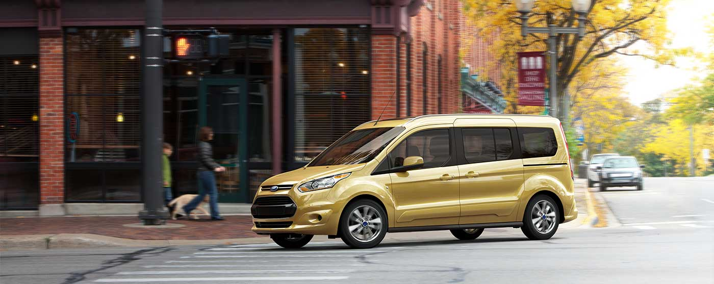 2017 Ford Transit Connect Wagon photo - 2