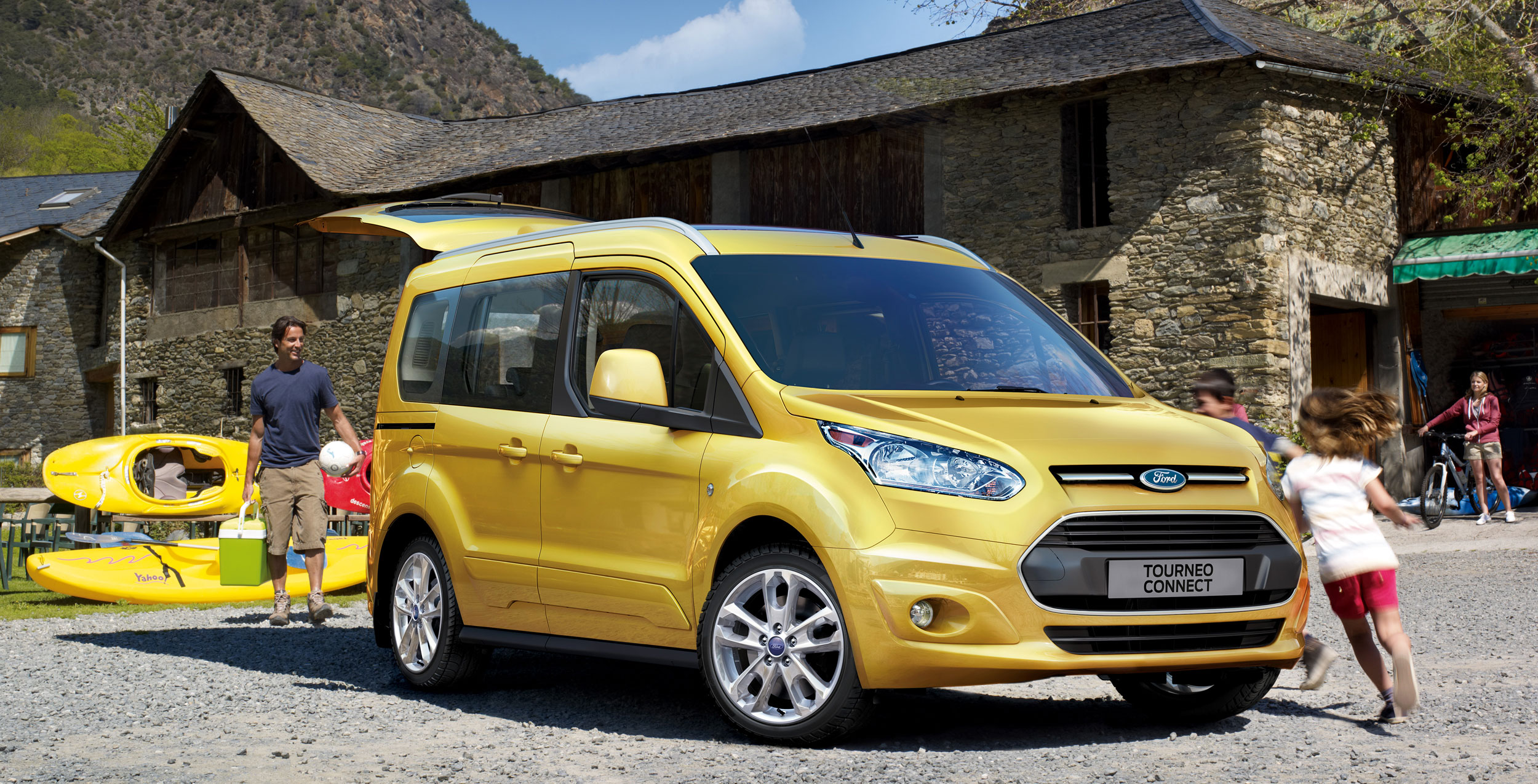 2017 Ford Transit Connect Wagon photo - 4