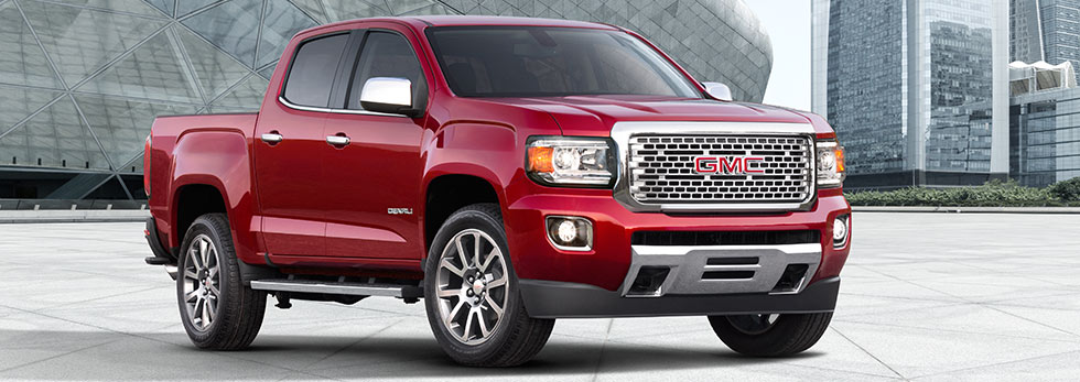 2017 GMC Canyon photo - 2